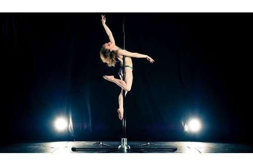 Танцовщица эксклюзивных шоу-программ