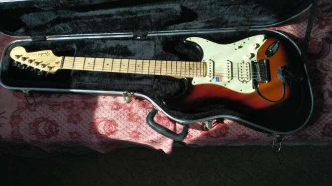 Продам Fender Stratocaster Deluxe 2007. Состояние нового