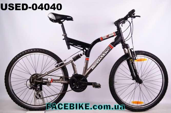 БУ Горный велосипед Bergamont-Гарантия,Документы-Большой выбор!
