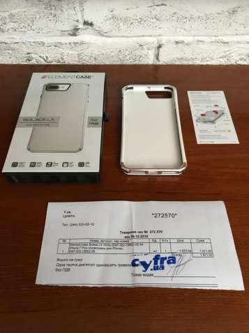 Чехол для iPhone 8 Plus/iPhone 7 Plus Element Case EMT-322-136EZ