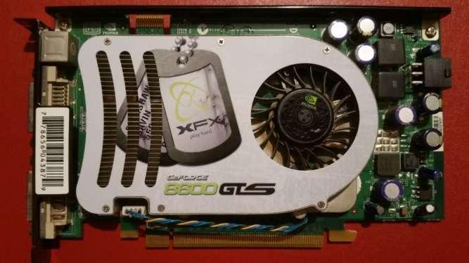 Видеокарта XFX Nvidia GeForce GTS 8600