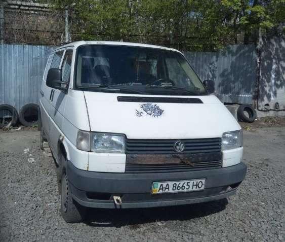 Volkswagen T4, 1998