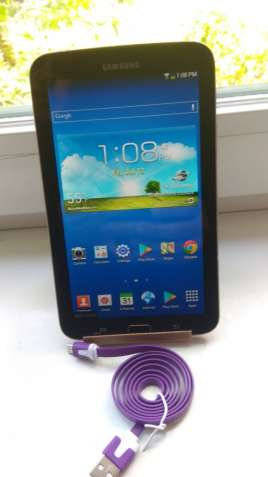 Продам планшет Samsung Galaxy Tab 3 7.0/WIFI/RAM 1GB/8GB!