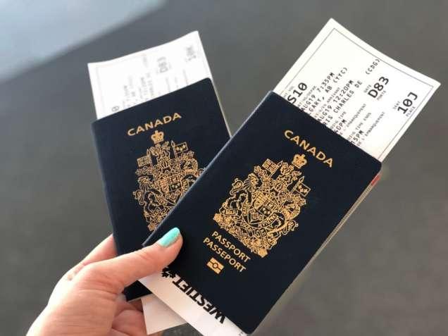Все виды виз и иммиграция в Канаду