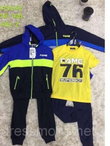 Продам детские спортивные костюмы