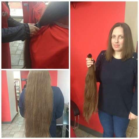 Продать волосы в Киеве