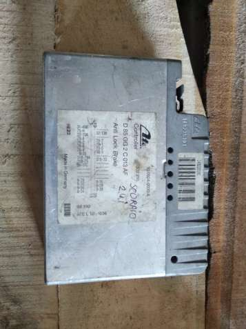 компьютер abs ford sierra scorpio d85gg2c013af.