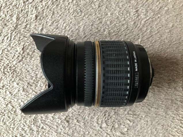 Объектив Tamron AF 17-50mm f/2.8 (Nikon)