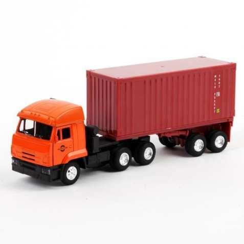 водитель контейнеровоза