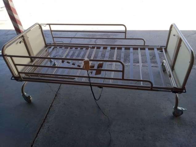 Кровать функциональная для инвалидов и реабилитации после инсульта