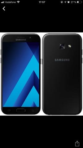 Продам Samsung a 5