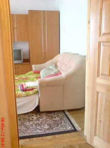 Сдам  свою 1-к квартиру в центре у моря, пр. Шевченко/Матросова пер.