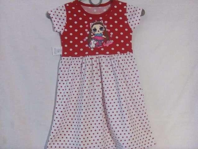 платье детское 4-6 лет