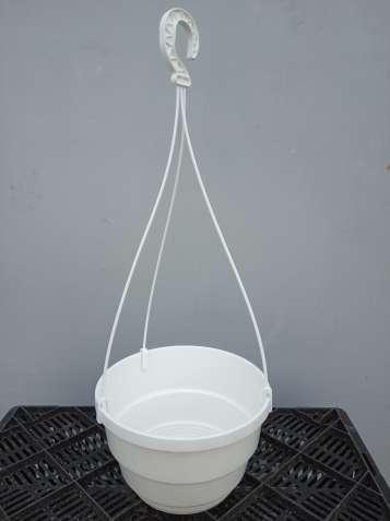 Горшок с подвесом 3,5 литра (диаметр – 23 см.)