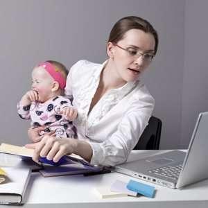 Женская работа -