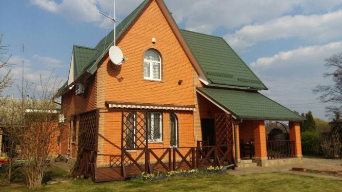 Дом с мебелью возле Днепра в с. Кийлов