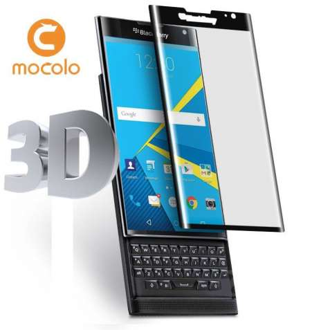 Защитное закаленное стекло Mocolo 3D для BlackBerry Priv KeyOne KeyTwo