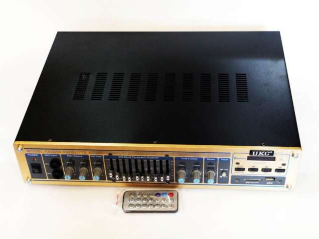 UKC KA3000 Bluetooth Караоке усилитель мощности звука