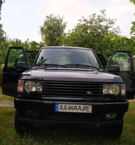 Range Rover - газ-бензин 1995
