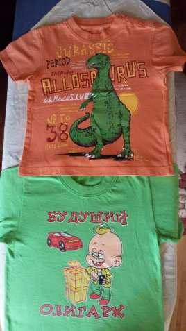 продам футболки детские хлопок.