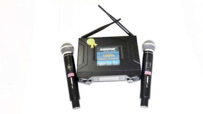 Радиосистема DM UK 90  база 2 радиомикрофона - изображение 5