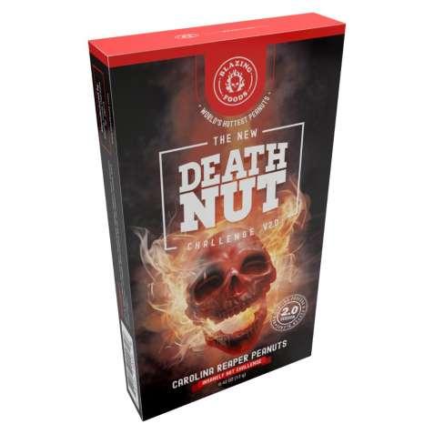 Самый острый арахис в мире - Death Nut Challenge Version 2.0