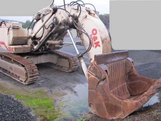 Продаем карьерный экскаватор O&K TEREX, 3,6-6,1 м3, 2005 г.в.
