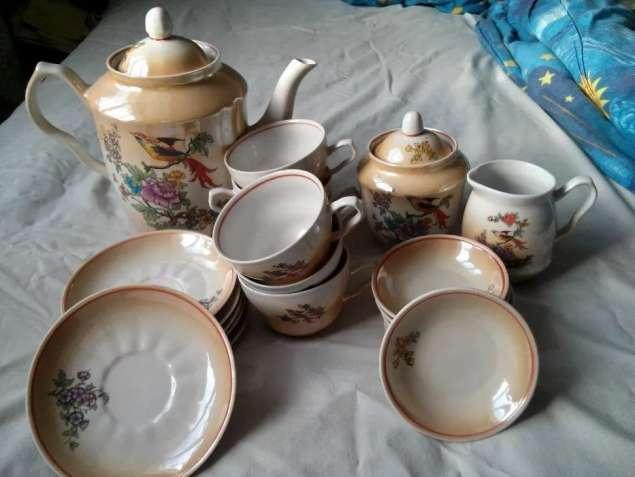 Чайный набор на 6 персон, 27 предметов