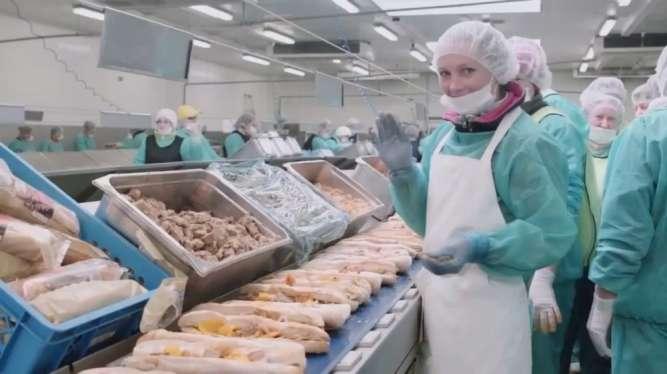 Работа в Словакии на производство багет Pierre Baguette