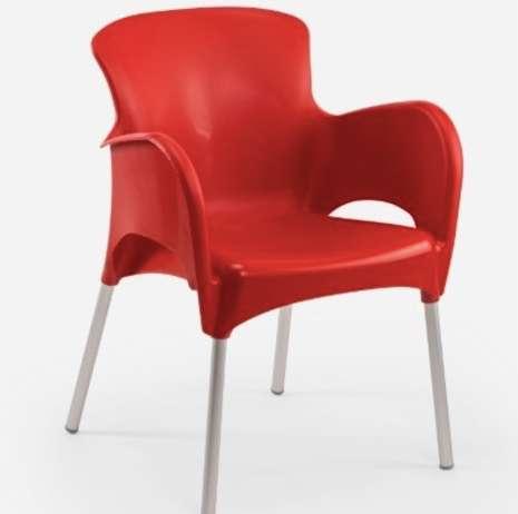 Кресло MARS красный Tilia