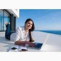 Ищем для удалённой работы в интернете девушек от 25 лет