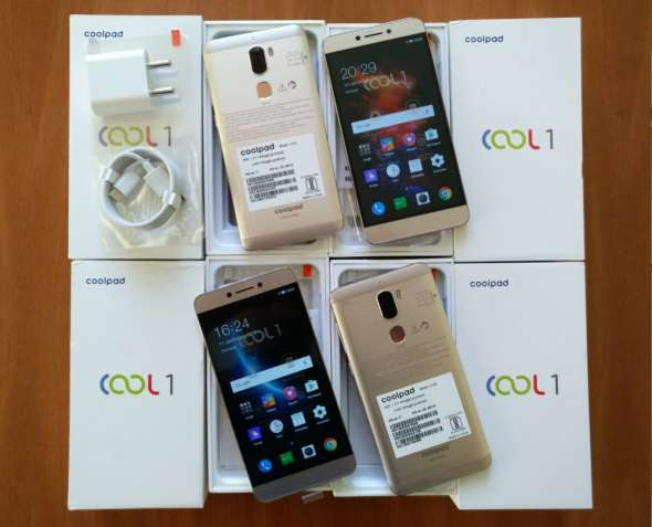 4+32GB LeEco Coolpad Cool1 Snap652 C103 4000 mah 2*13Mpx /Чехлы Стекла