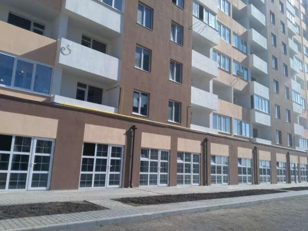 Однокомнатная квартира в сданном доме ЭКО Соларис
