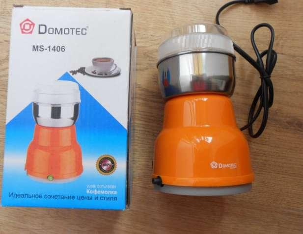 Кофемолка Domotec MS-1406