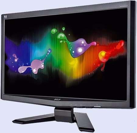 монитор Acer X223W
