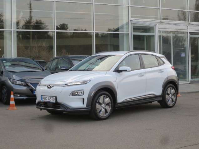 Hyundai Kona Electric 39kWh Trend 2019