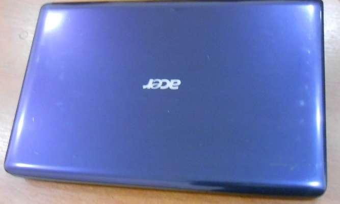"""Acer aspire 7740 17.3"""" Intel Core i5 4 Гб ddr3, 320GB HDMI для графики"""