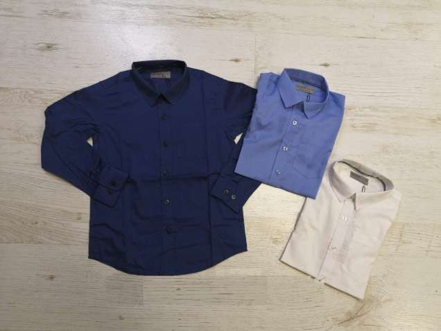 Рубашки для мальчиков glo-story 110, 120, 130, 140, 150, 160. Венгрия.