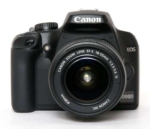 Canon EOS 1000d full kit