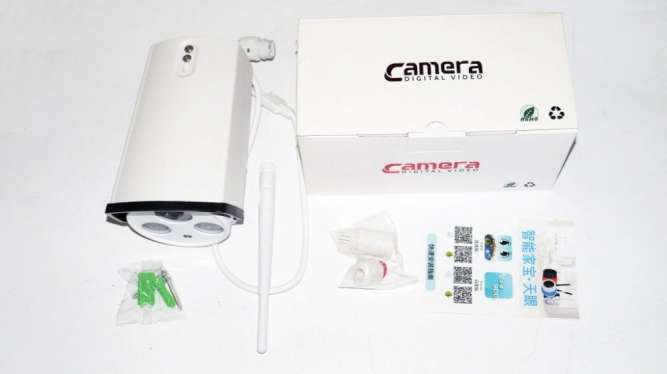 IP WiFi камера 925 (K-BL-Z7M) с удаленным доступом уличная