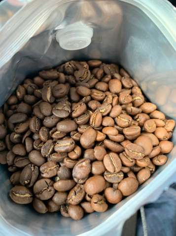 Кофе арабика 100% в зёрнах 1кг