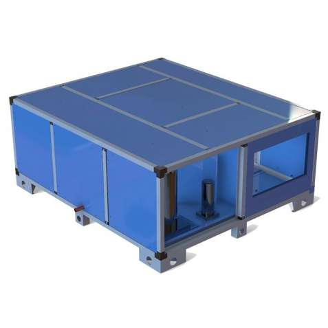 Приточно-вытяжная установка IQvent Vega 1500