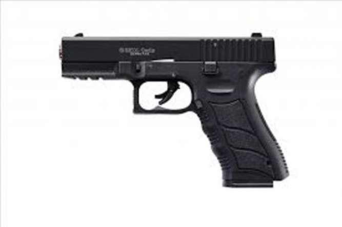 Стартовый пистолет ekol gediz (чёрный)