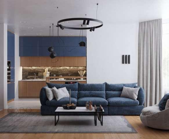 Дизайн інтер'єру квартир, котеджів, кафе, магазинів - изображение 3