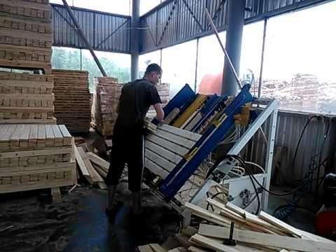 Виробництво палет