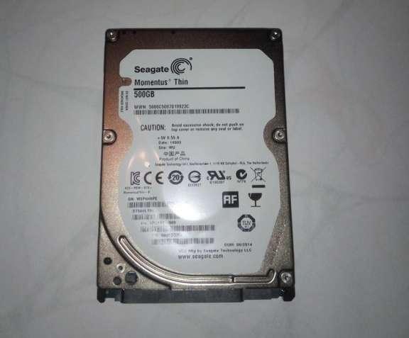 Жесткий диск Seagate 500GB 2.5