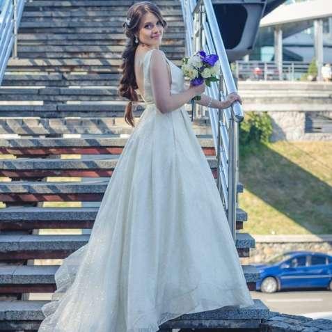 Свадебное Платье (Оочень крутое!)