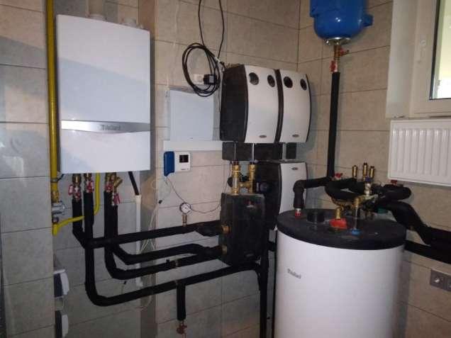 Монтаж котельной отопления любой сложности и мощности