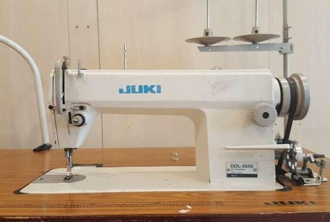 Продам швейную машину Juki DDL-5550N