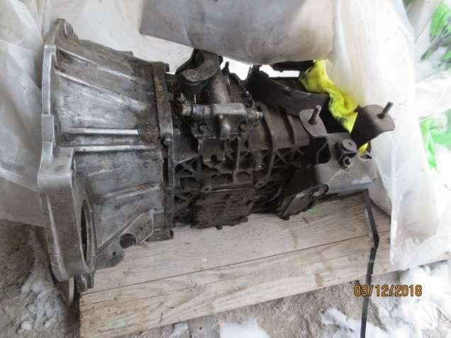 КПП 5-ступенч на 14 шлиц на автобус Богдан А-092